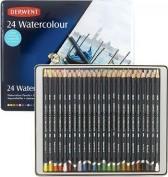 Derwent Watercolour 24 lápices de color acuarelables