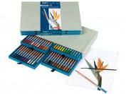 Lápices acuarelables Bruynzeel 48 colores