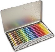 Lápices Pastel Stabilo Carbothello Caja 36 colores