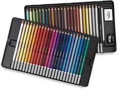 Lápices Pastel CarbOthello Caja 48 colores
