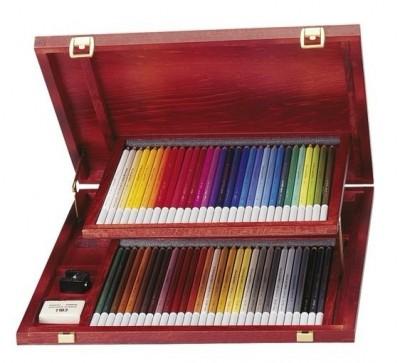 Stabilo Carbothello Estuche madera 60 colores 1460-1