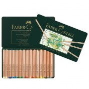 Faber Castell Caja Lápiz color pastel Pitt 112136 caja 36 lápices