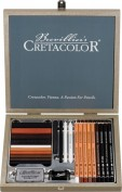 CretaColor Passion Box Set para dibujar y esbozar