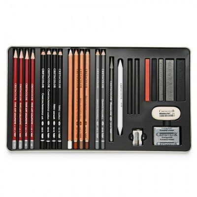 Cretacolor Teachers'Choice- Advanced Drawing Set