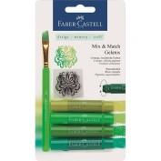 Gelato Faber Castell Ceras acuarelables 121804