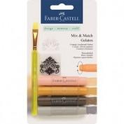 Gelato Faber Castell Ceras acuarelables 121805