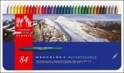 Neocolor II Caran d'Ache 84 colores