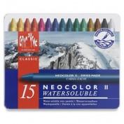 Neocolor II Caran d'Ache Caja 15 colores