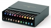 Caja 24 Rotuladores Pincel Faber Castell 167147