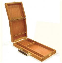 Caja Pinceles Doble Grande a13143