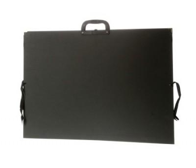 Carpeta Dibujo 105x70 cm Negra