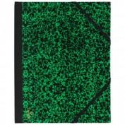 Carpeta Dibujo Marmoleada Verde 62x47 cm