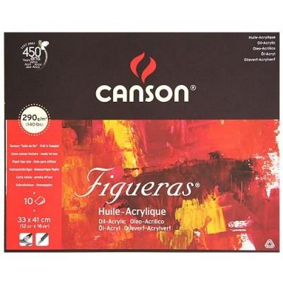 Bloc Papel Figueras 24x33 cm  0857221