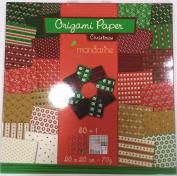 Origami Paper Avenue Mandarine 52508 MD