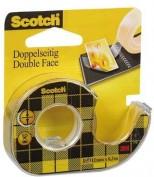 Cinta adhesiva doble cara Scotch 3M 6,3x12m 136D