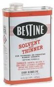 Disolvente Cola Bestine 473 ml