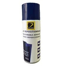 Adhesivo Cola en Spray Dalbe Removilble 400 ml