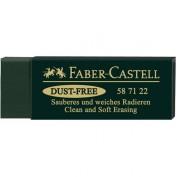 Goma de Borrar Faber Castell Dust-Free