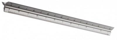 Escalímetros Aluminio 30 cm