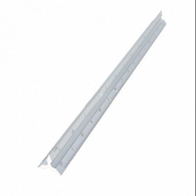 Escalímetros Aluminio 15 cm VI 1334