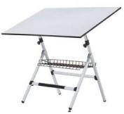 Mesa de Dibujo técnico R175 Tablero 100x150 cm