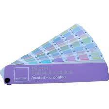 Guía Pantone Pastel Pastel Color Guide