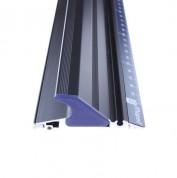 Regla Aluminio Maped Quadra 100 cm