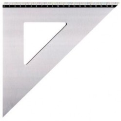 Escuadra metálica de aluminio 6401122