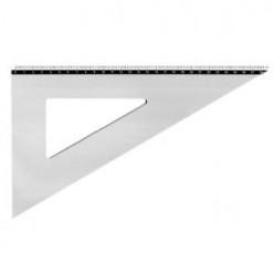 Cartabón metálico de aluminio 6401202