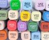 Copic Marker Rotuladores - YR00