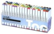 Copic Marker Caja 72 rotuladores C20075160 Set A