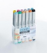 Copic Marker Set Tonos Pastel C20075704
