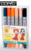 Copic Ciao 12u Manga uniforme escolar C22075712