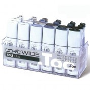 Copic Wide Set C Grises 3007503