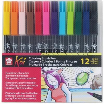 Sakura Koi Coloring Brush Pen XBR12A