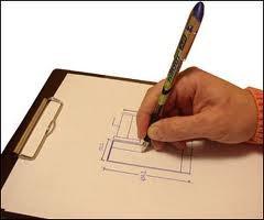 Plantilla Dibujo Rectas Pyramid Liner Tecnilínea A4