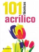 101 Técnicas Acrílico