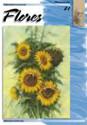 Flores - Coleccion Leonardo n21