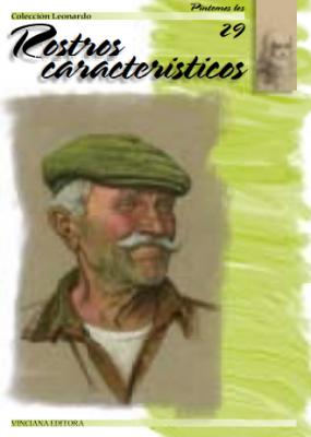 Rostros Caracteristicos - Coleccion Leonardo n29
