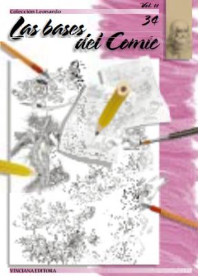 Las bases del Comic - Coleccion Leonardo n34 Vol. II