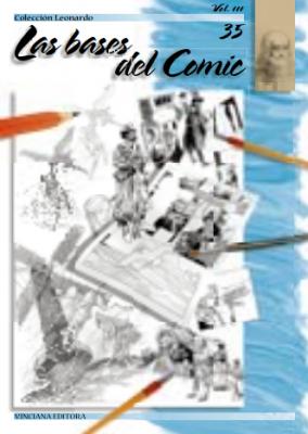 Las Bases del Comic - Colección Leonardo n35 Vol. III