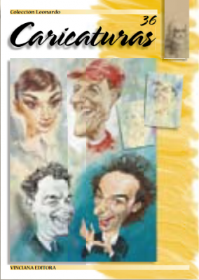 Caricaturas - Coleccion Leonardo n36