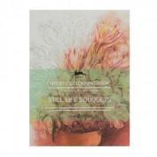 Libro de Arte para Colorear Still Life Bouquets