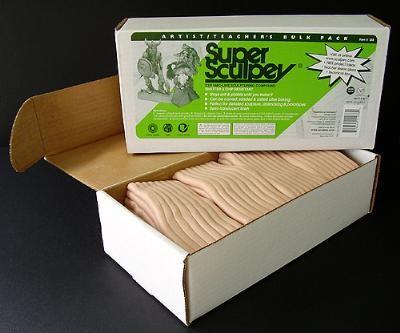 SuperSculpey 3,6 Kg