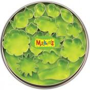 Caja Cortadores Makins Flores y hojas 37005