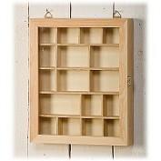 Caja Madera Compartimentos VIVT2328