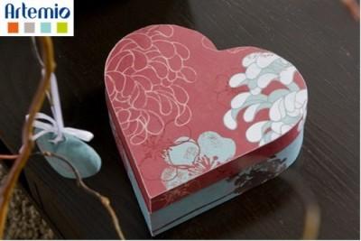 Caja Madera Corazón VIBBC
