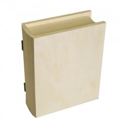 Caja Libro de Madera - Artemio 14001643