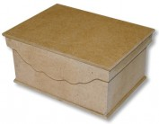 Caja madera Stamperia kf183