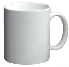 Tazas Cerámica Oferta Mug Blanca vi145 36 unidades